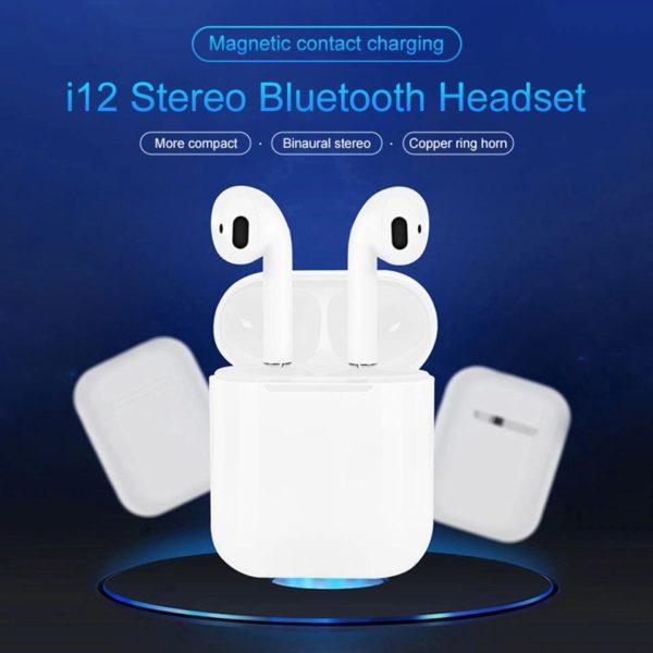 Einfach und kabellos - Bluetooth Kopfhörer mit dem besten Preis-Leistungs Verhältnis * Lautstärke an Ohrhörern verstellbar * Touch Sensoren * Sehr gute Ton- und Mikrofon Qualität *